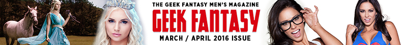 Geek Fantasy 2016 Mar/Apr