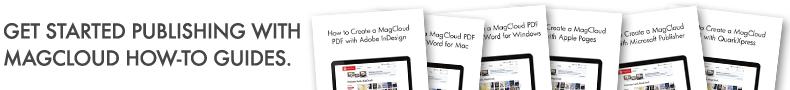 MagCloud PDF Guides