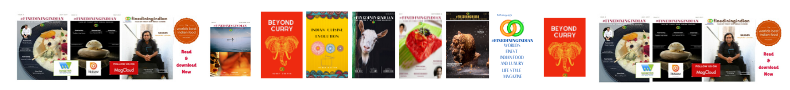 Fine dining Indian Food Magazine 2020