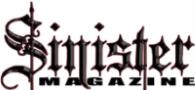 SINISTER Magazine