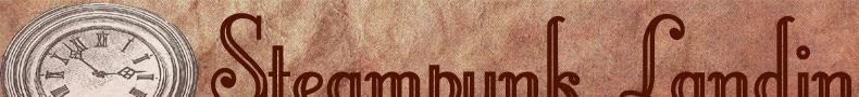 Steampunk Landing Magazine Publications