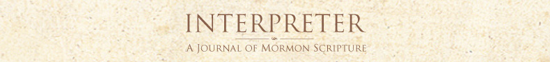 Interpreter: A Journal of Mormon Scripture
