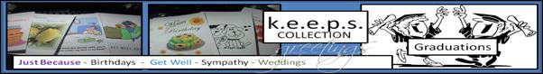 K.e.e.p.s. COLLECTION Greetings