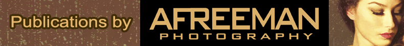 Publications by AFREEMAN Photography