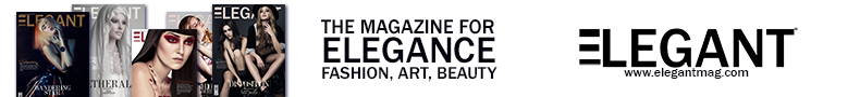 Elegant Magazine - Issue Release 2013
