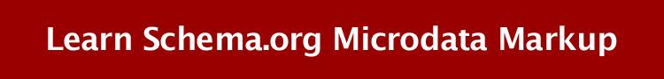 Learn Schema.org Microdata Markup