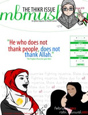 Modest Beautiful Muslima