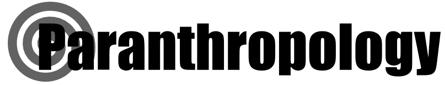 Paranthropology