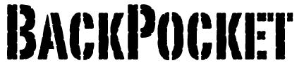 BackPocket