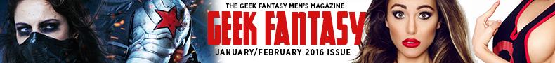 Geek Fantasy 2016 Jan/Feb