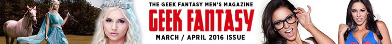 Geek Fantasy 2016 Mar/Apr