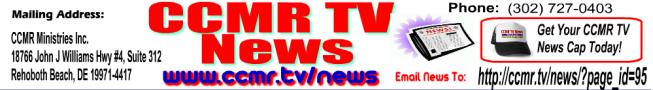 CCMR TV News