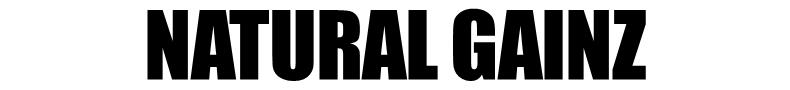 Natural Gainz Magazine