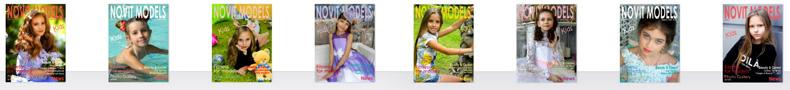 Magazines NOVIT MODELS KIDS™
