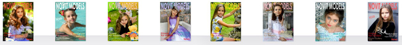 Magazines NOVIT MODELS KIDS™