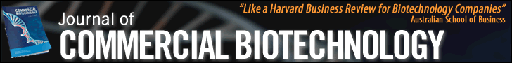 Journal of Commercial Biotechnology