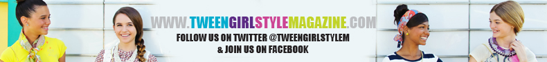 Tween Girl Style Magazine