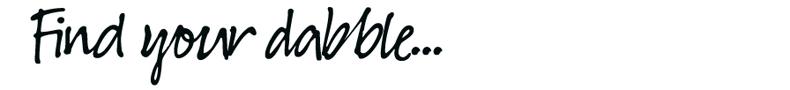 Dabble Magazine