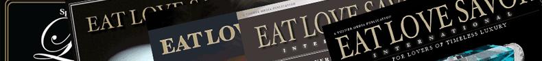 EAT LOVE SAVOR Magazine