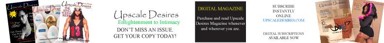 Upscale Desires Magazine 2012