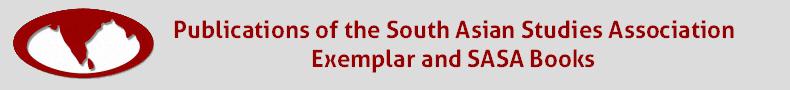 Exemplar: The Journal of South Asian Studies