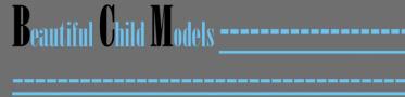 Beautiful Child Models Magazine