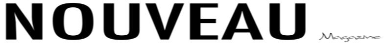 Nouveau Magazine