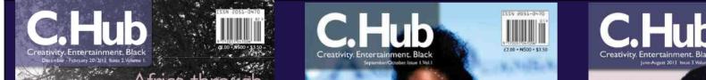 C.Hub magazine
