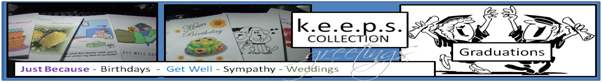 K.e.e.p.s. COLLECTION Greetings
