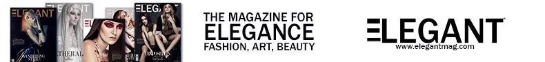 Elegant Magazine - Issue Release 2013