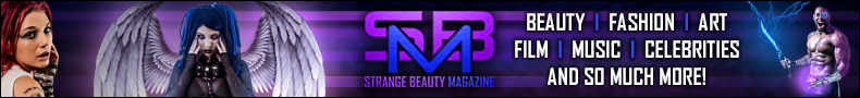 Strange Beauty Magazine