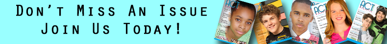ACT Like A Child Magazine