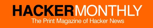 Hacker Monthly