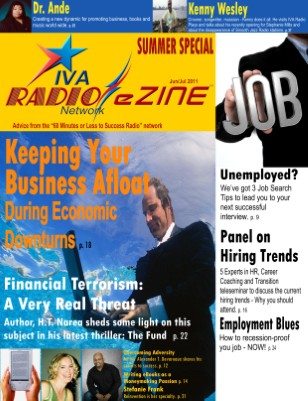 IVA Radio Network eZine - June / July