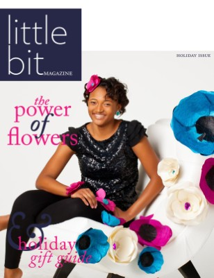 Little Bit Magazine - Holiday Issue
